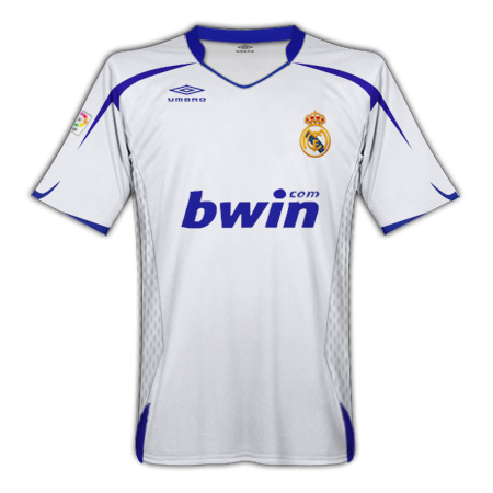 Real Madrid Umbro 1.1