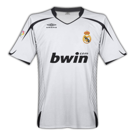 Real Madrid Umbro 1