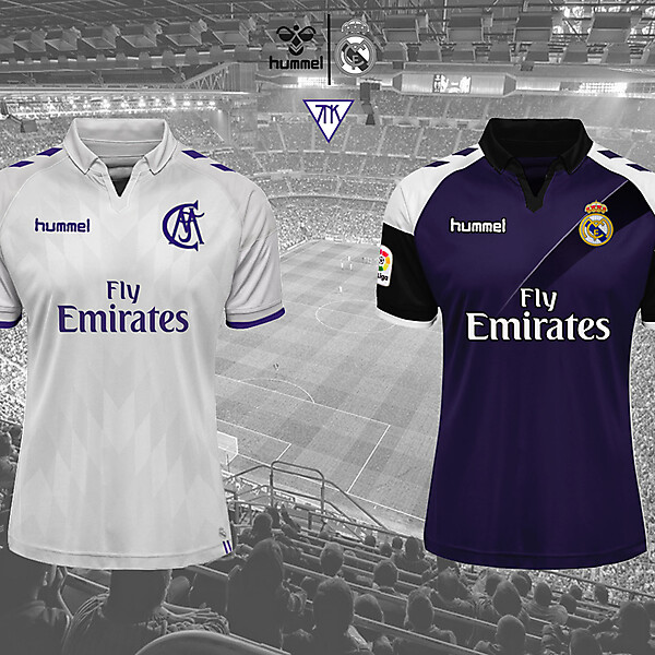 Real Madrid x Hummel
