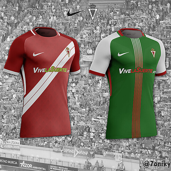 Real Murcia by Nike