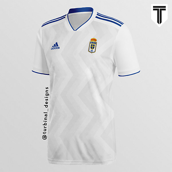 Real Oviedo Away Concept Kit