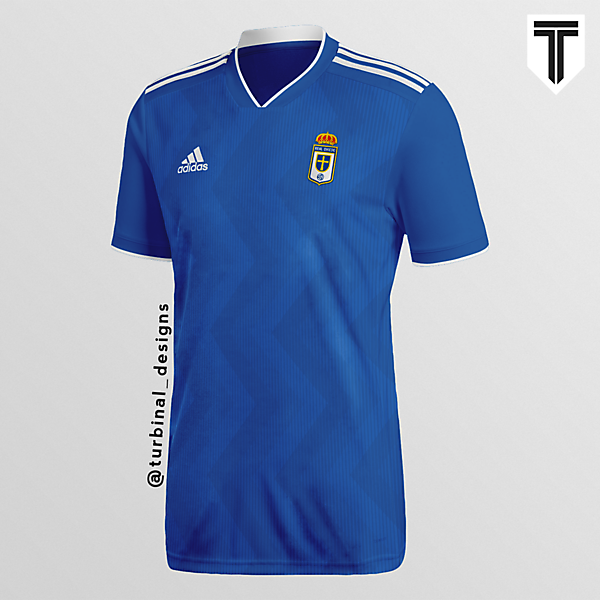Real Oviedo Home Concept Kit