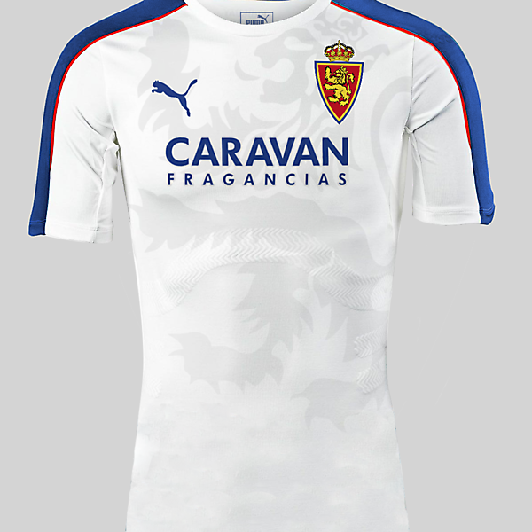 Real Zaragoza | home kit