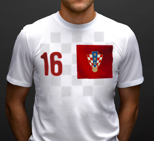 croatia home kit experimental  realistic rendering