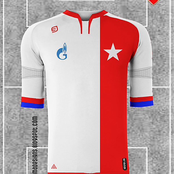 red star fc away