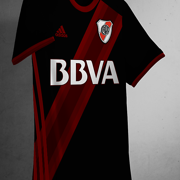 River Plate 2016/17 Away Kit