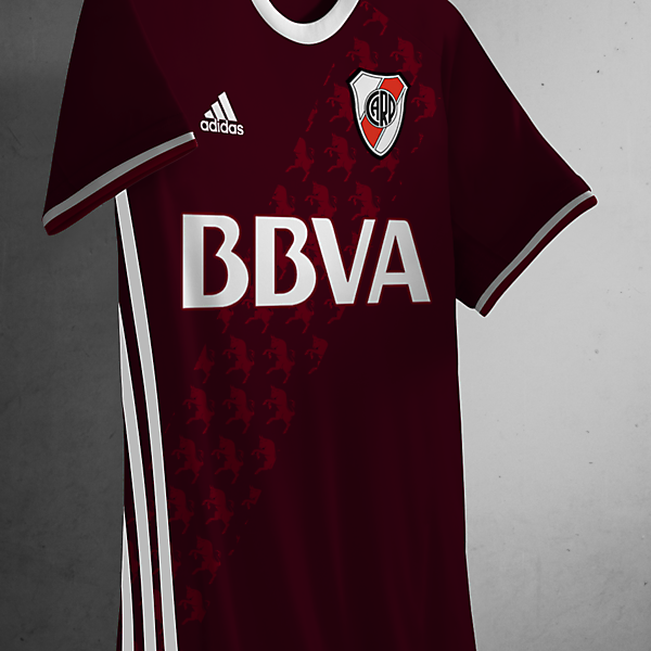 River Plate 2016/17 Third Kit