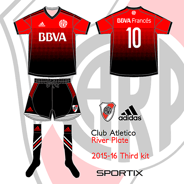 River Plate Third Kits