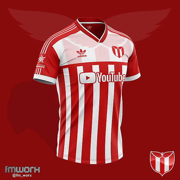 River Plate (Uruguay) Concept (Best badge in football)