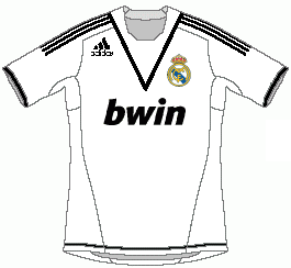 Real Madrid Adidas 2013/14 Home