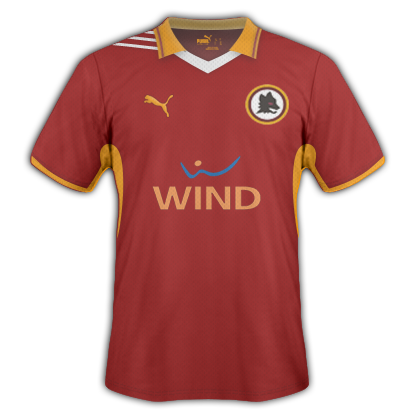 AS Roma Home