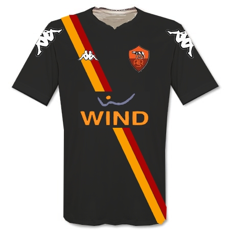 Third short for AS Roma