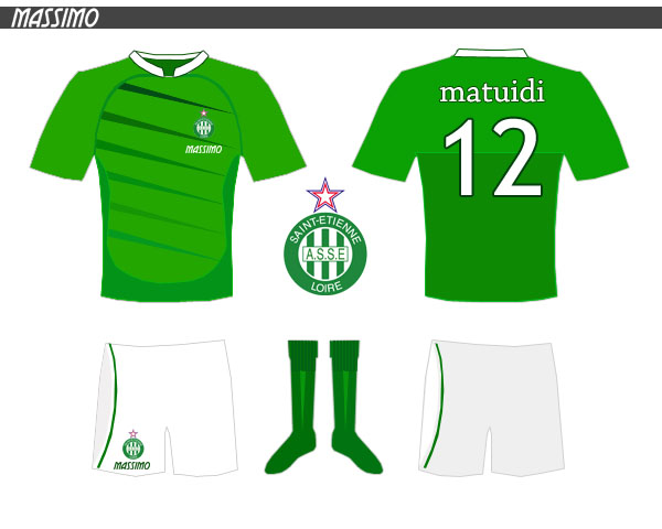 Saint Etienne Home