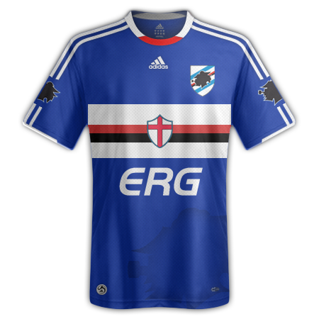 Sampdoria Home Fantasy Kit