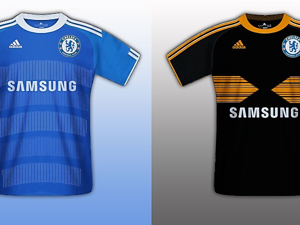 CHELSEA   1 AND 2