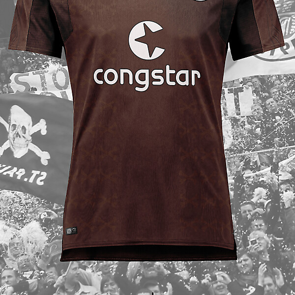 Sankt Pauli by Umbro