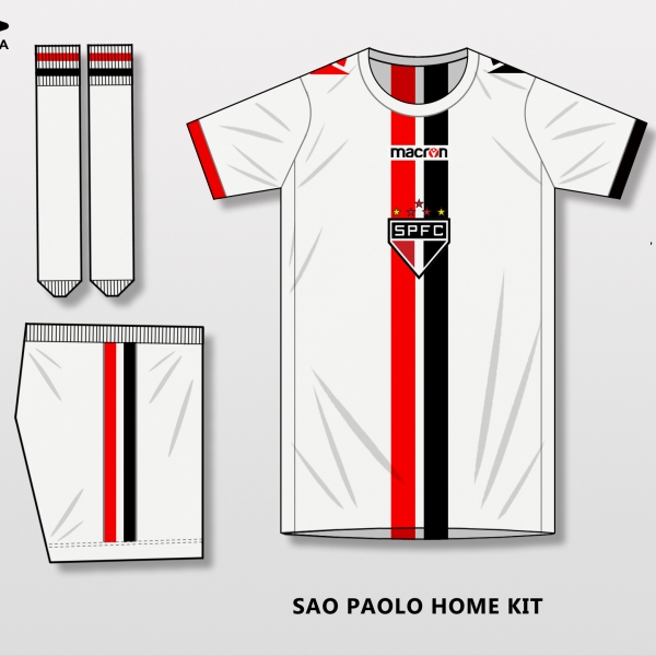 sao paolo home kit by macron