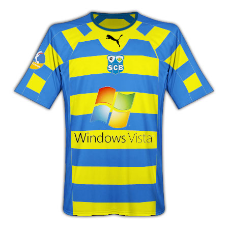 SC Bastia Away Kit