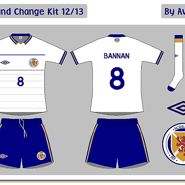 Scotland First & Change Kits