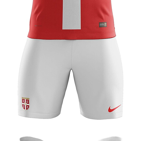 Serbia kit concept