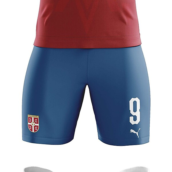 Serbia kit concept 2