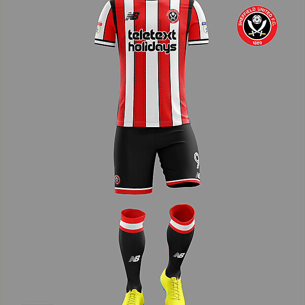 Sheffield Utd home NB