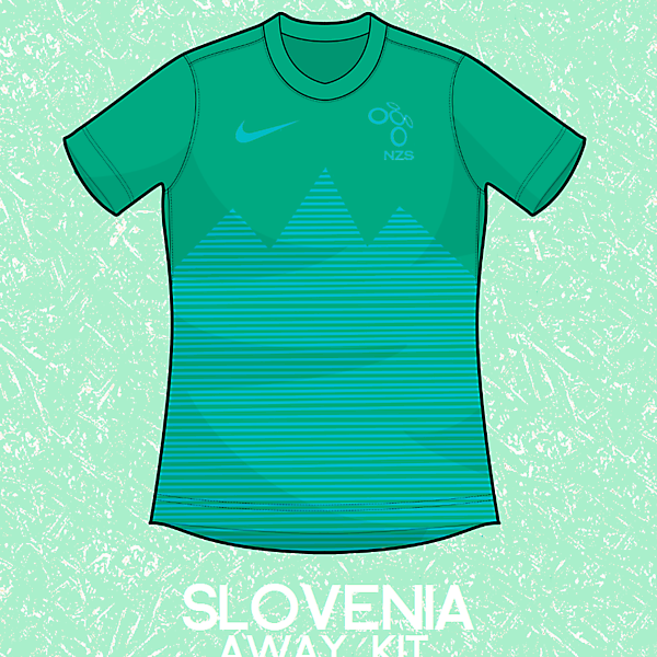 Slovenia Away Kit