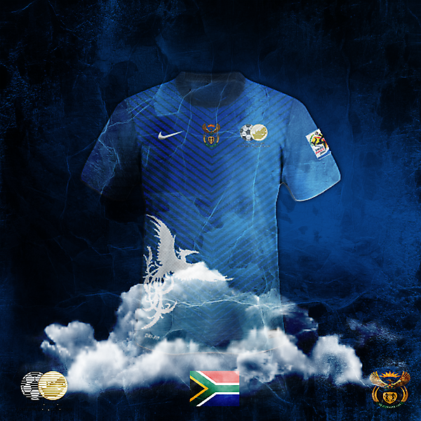 South Africa - Alternative Kit