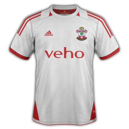 Southampton FC Third Kit 2016/17