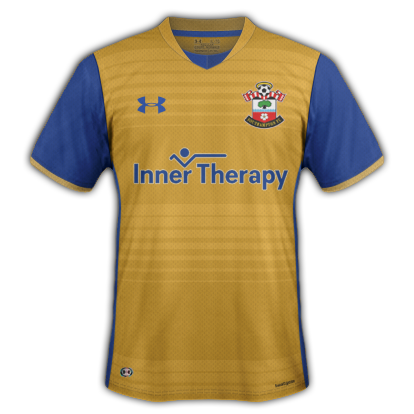 Southampton FC Under Armour Away Kit (2016-17)