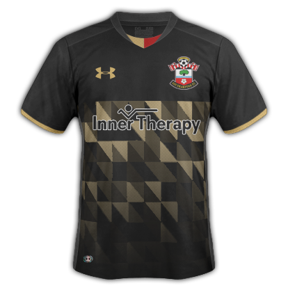 Southampton FC Under Armour Third Kit (2016-17)