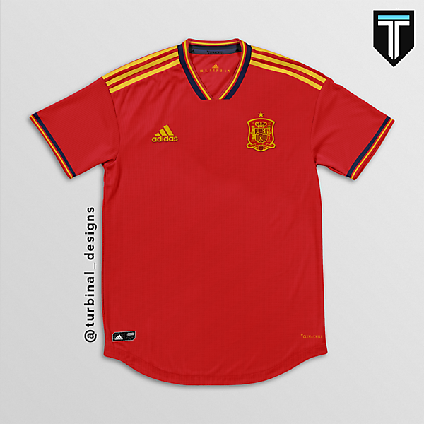 Spain Home Kit Concept