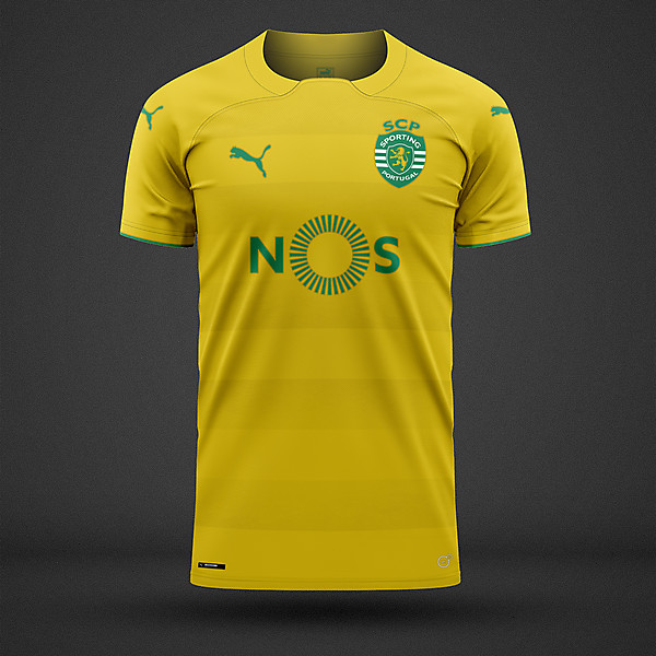 Sporting Away Kit X Puma