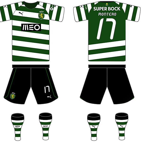 Sporting CP Fantasy Home