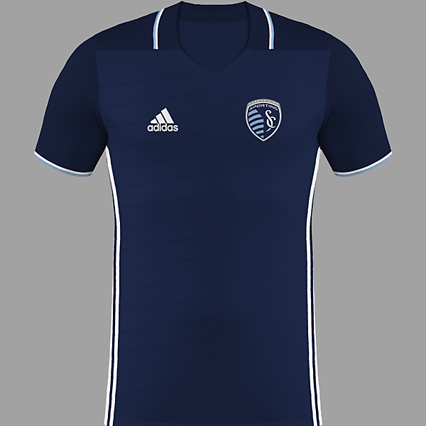 Sporting Kansas 16-17 Away