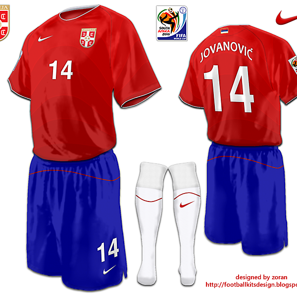 Serbia World Cup home fantasy