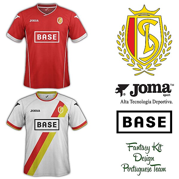 Standard Liège Fantasy Home and Away 2014/2015