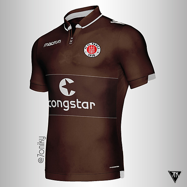 St.Pauli | Macron home (read description)