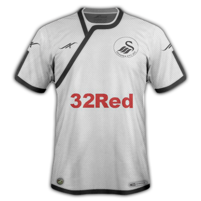 Swansea City fantasy home 2014/15