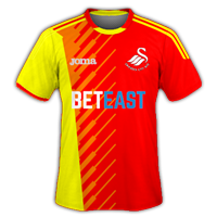 Swansea City Away 2018/19 (2)