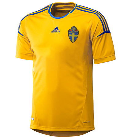 Sweden National Team Home 2013