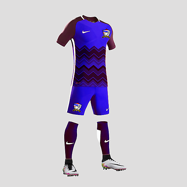 thailand football kit 2016 designer prakrit