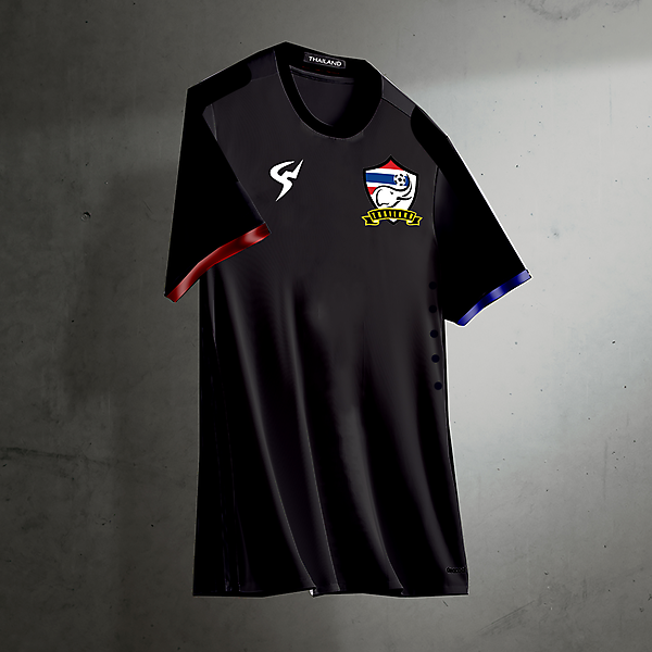 Thailand Kits Away 2017