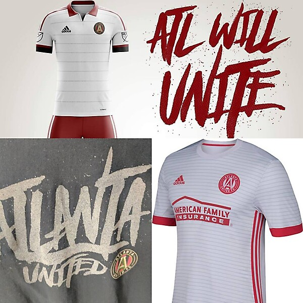 That time Atlanta United stole my art direction and kit designs...