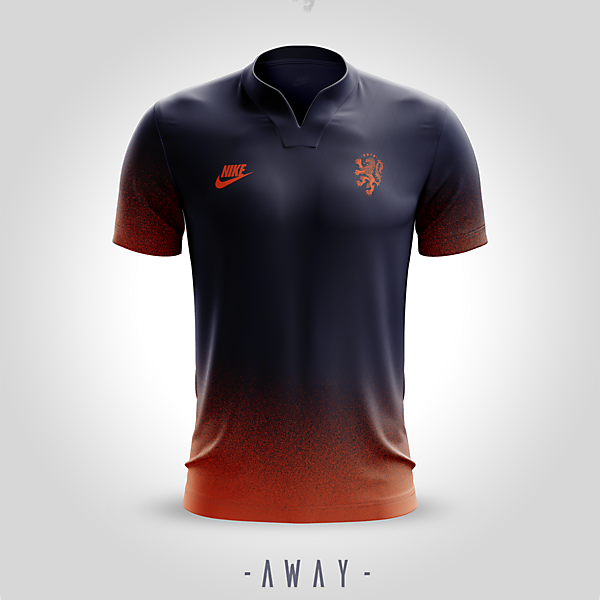 The Netherlands Away / Nike