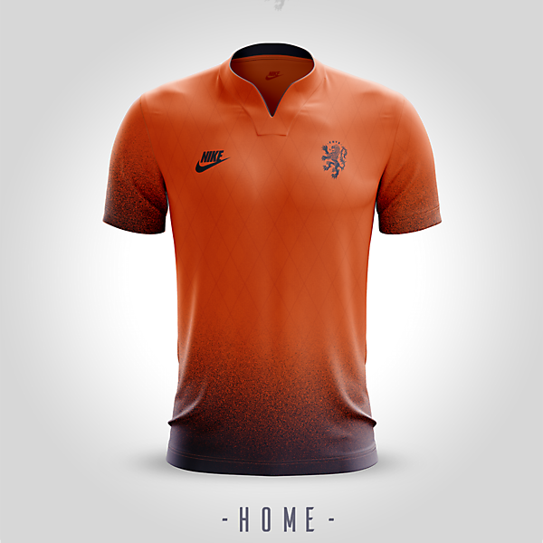 The Netherlands Home / Nike