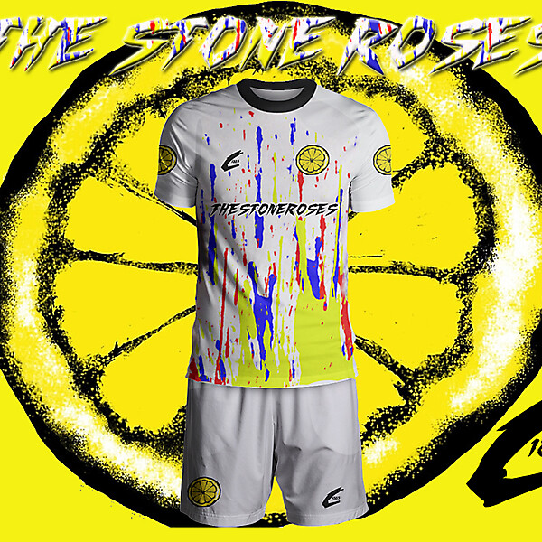 The Stone Roses football concept kit