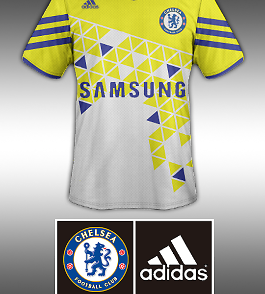 Third Jersey Chelsea