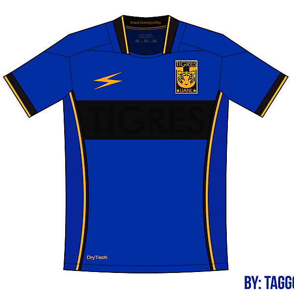 Tigres UANL Away Kit