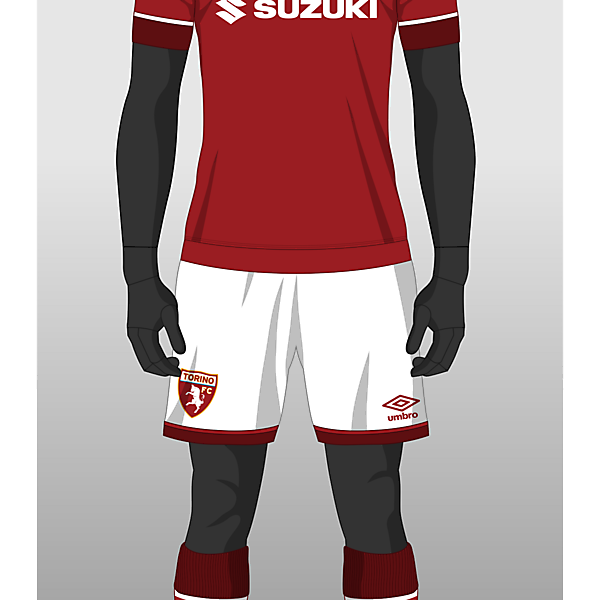 Torino X Umbro - Template Revisited -